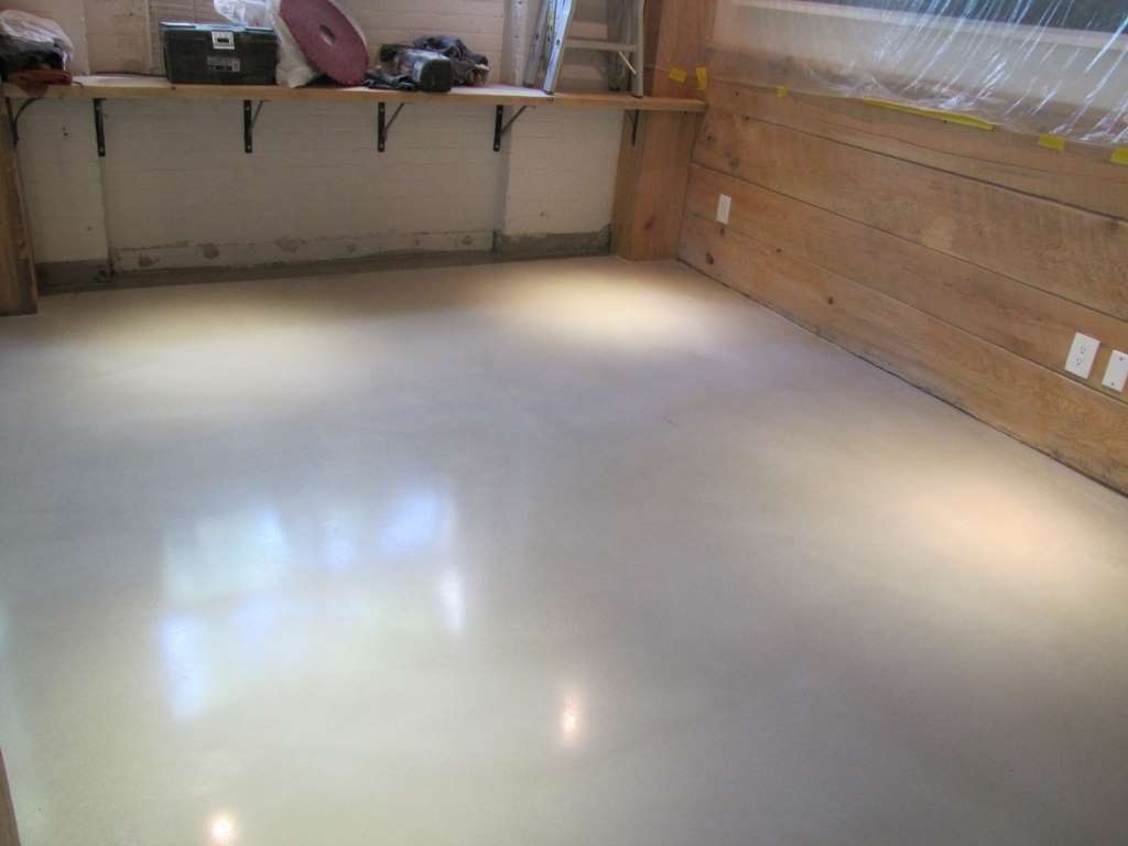 Our latest project self leveling concrete polishing for Concrete floor leveling