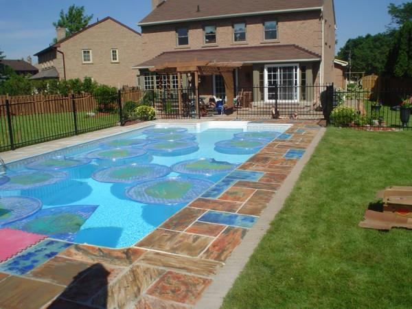 Pool Patio, Markham, ON