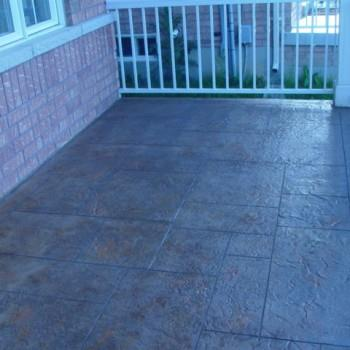 Natural Stone Look, Patio Overlayment