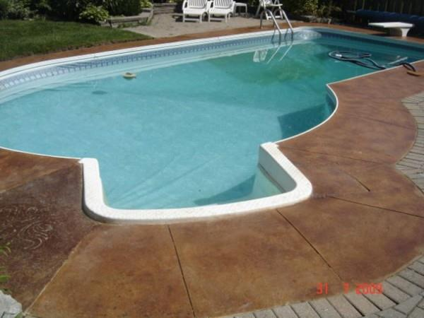 Pool Patio, Richmond Hill, ON