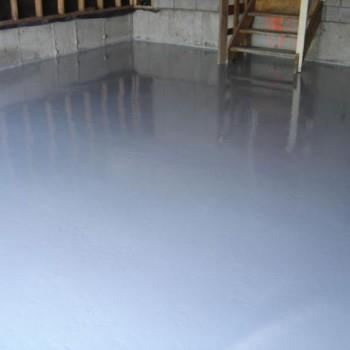 Epoxy in Garage, Ajax, ON