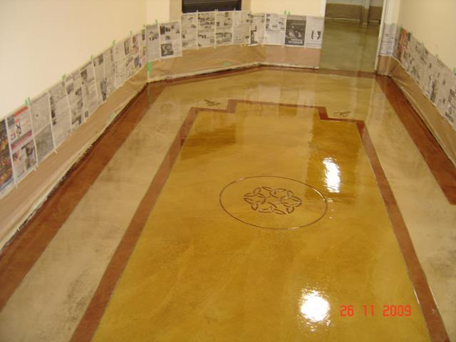 Polished Concrete in Kitchener, Ontario
