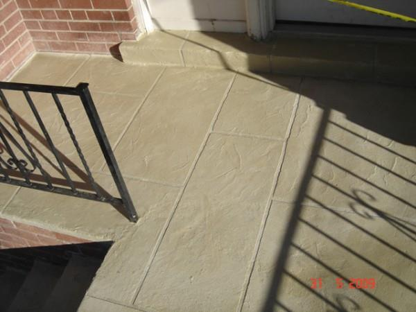 Patio Overlayment, North York, ON