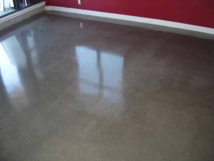 Concrete Floor Polishing Transforms Your Home or Office