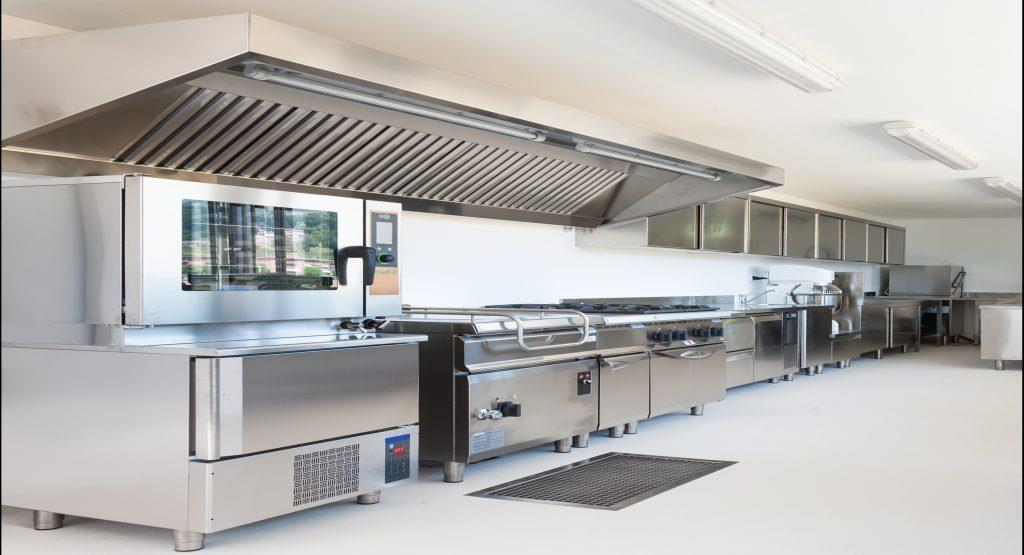 Magnificent Commercial Kitchen Flooring Concrete Your Way Home Interior And Landscaping Synyenasavecom