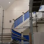 commercial spray painting project 2 6