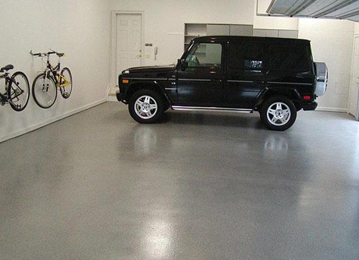 The Benefits of Garage Floor Epoxy Coatings